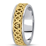 Celtic Wedding RingsUUG-HM267