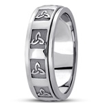Celtic Wedding Rings UUG-HM278