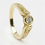 Celtic Engagement Rings LG-ENG11-25
