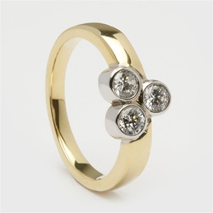 Celtic Engagement Rings LG-ENG15