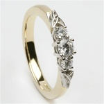Celtic Engagement Rings LG-ENG16
