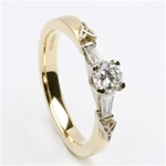 Celtic Engagement Rings LG-ENG18