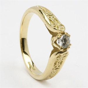Celtic Engagement Rings LG-ENG9-25