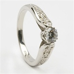 Celtic Engagement Rings LG-ENG9-50